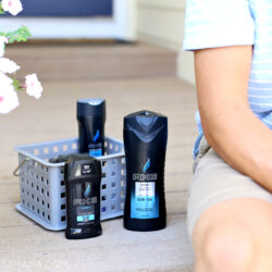 Inspire His Style for Back to School with AXE {Coupon}