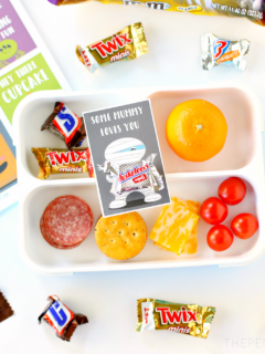 Free Printable Halloween Lunch Box Notes