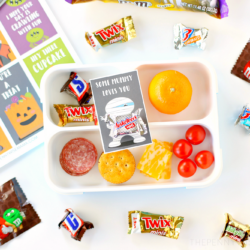 Cute Halloween Lunch Box Notes {Free Printable}