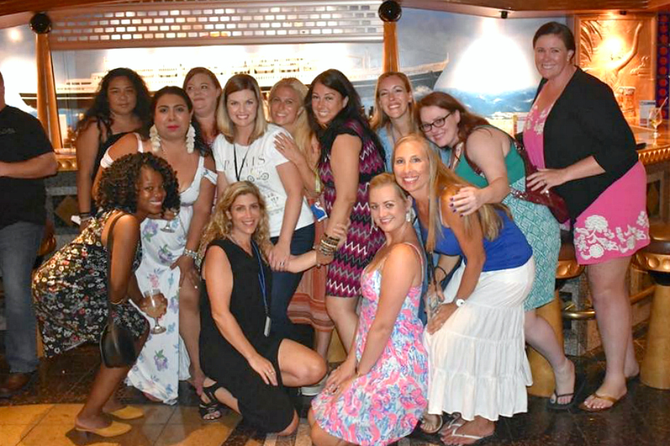 Girls Trip on Carnival Cruise