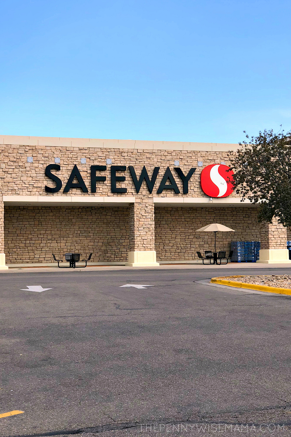 Safeway Stock Up Sale