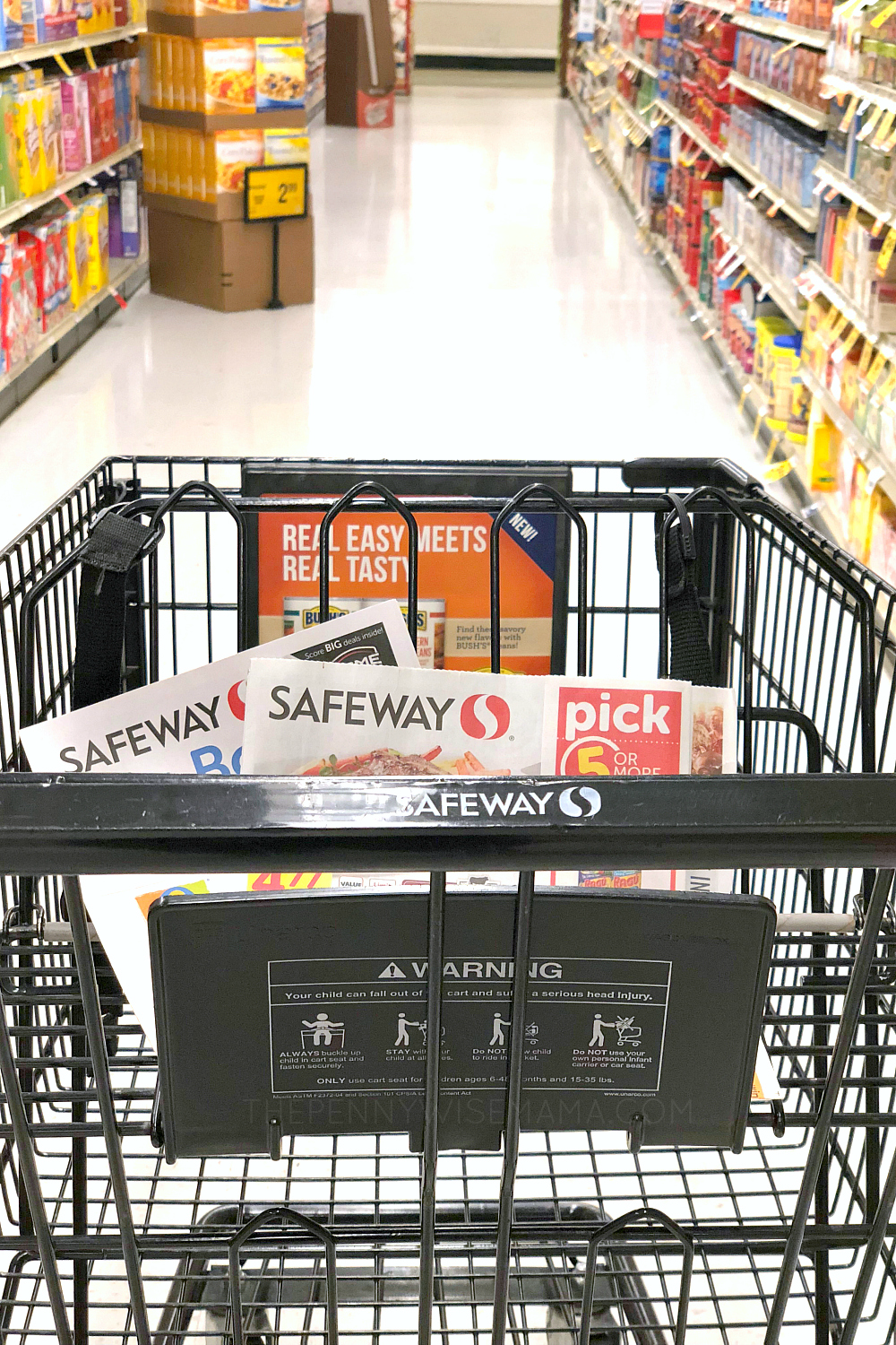 Safeway Stock Up Sale Deals