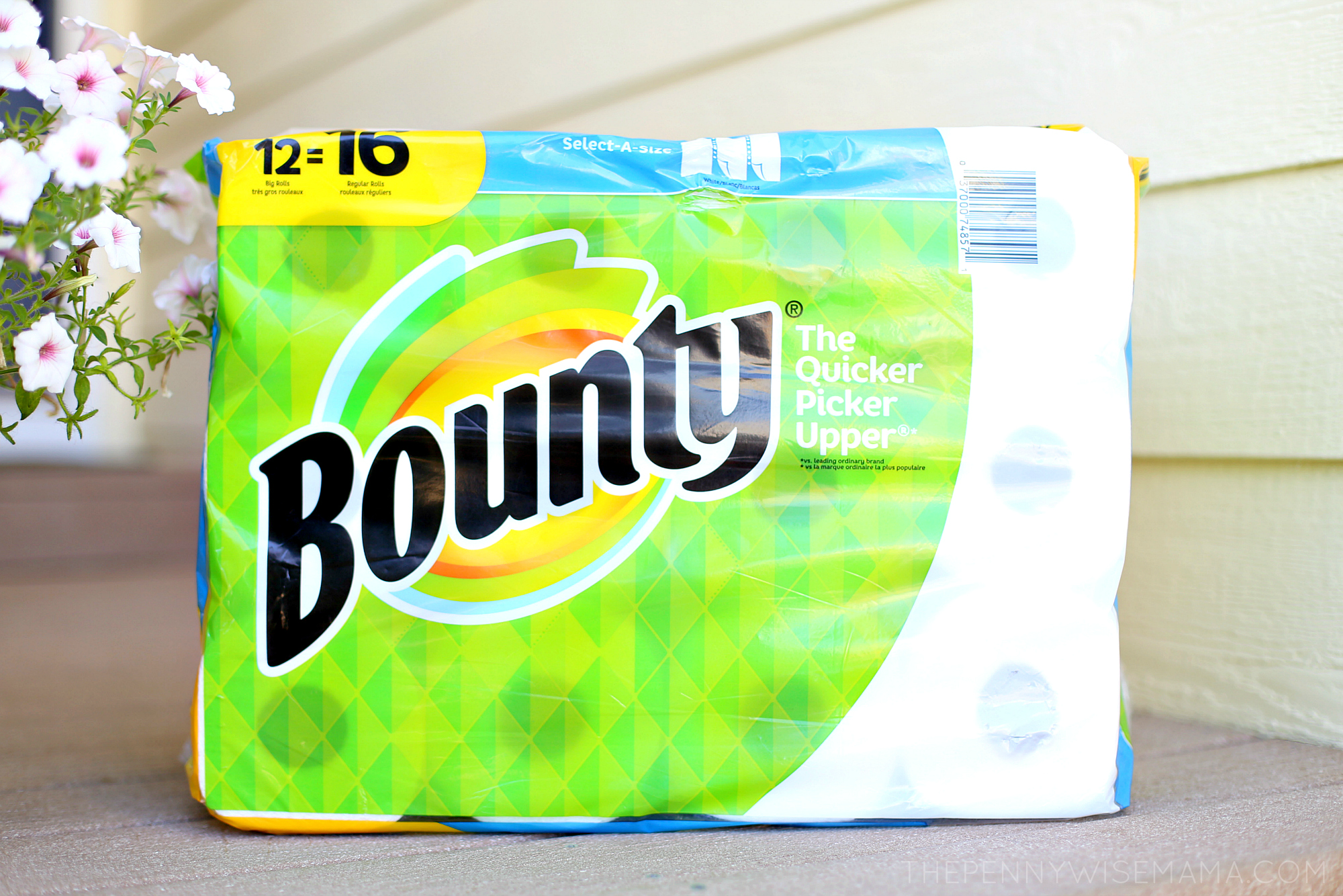 Bounty on Sale at Safeway