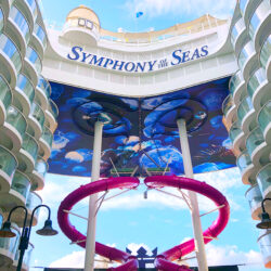 An Inside Look at Royal Caribbean's Symphony of the Seas