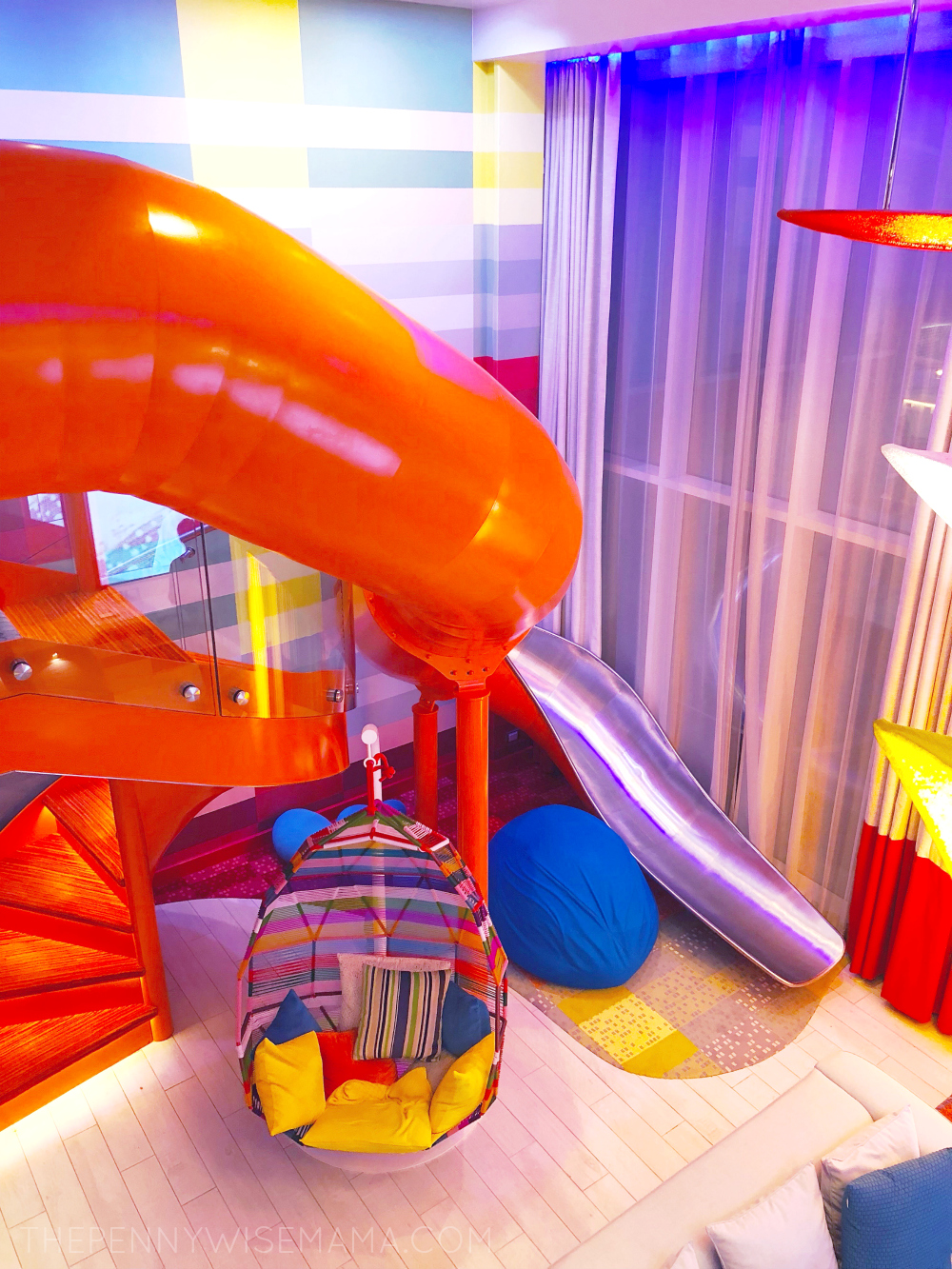 Ultimate Family Suite Royal Caribbean Symphony of the Seas - Slide