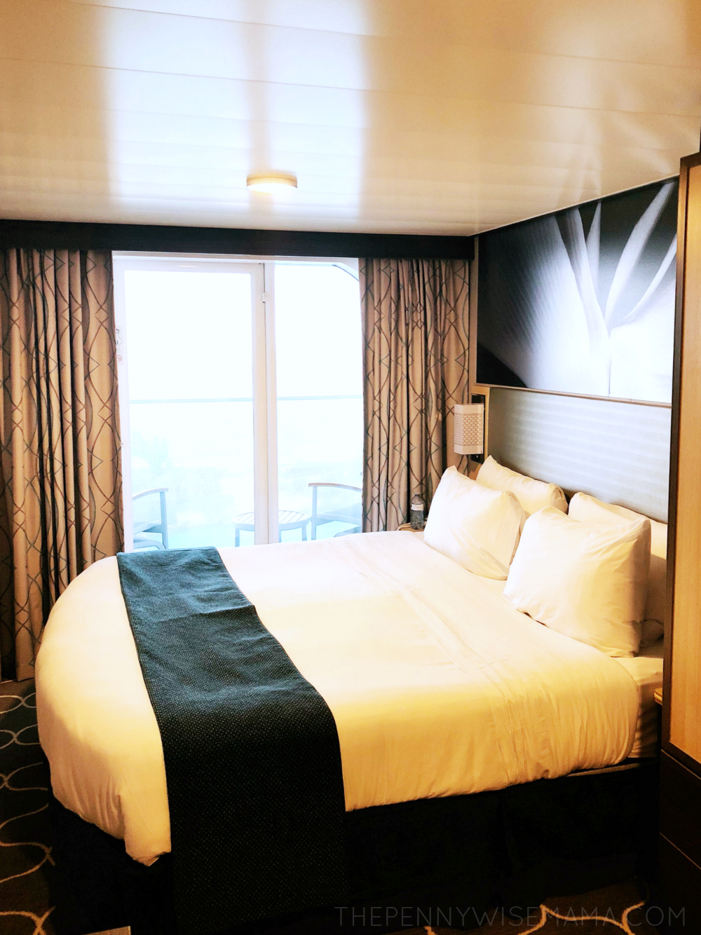 Symphony of the Seas Balcony Cabin