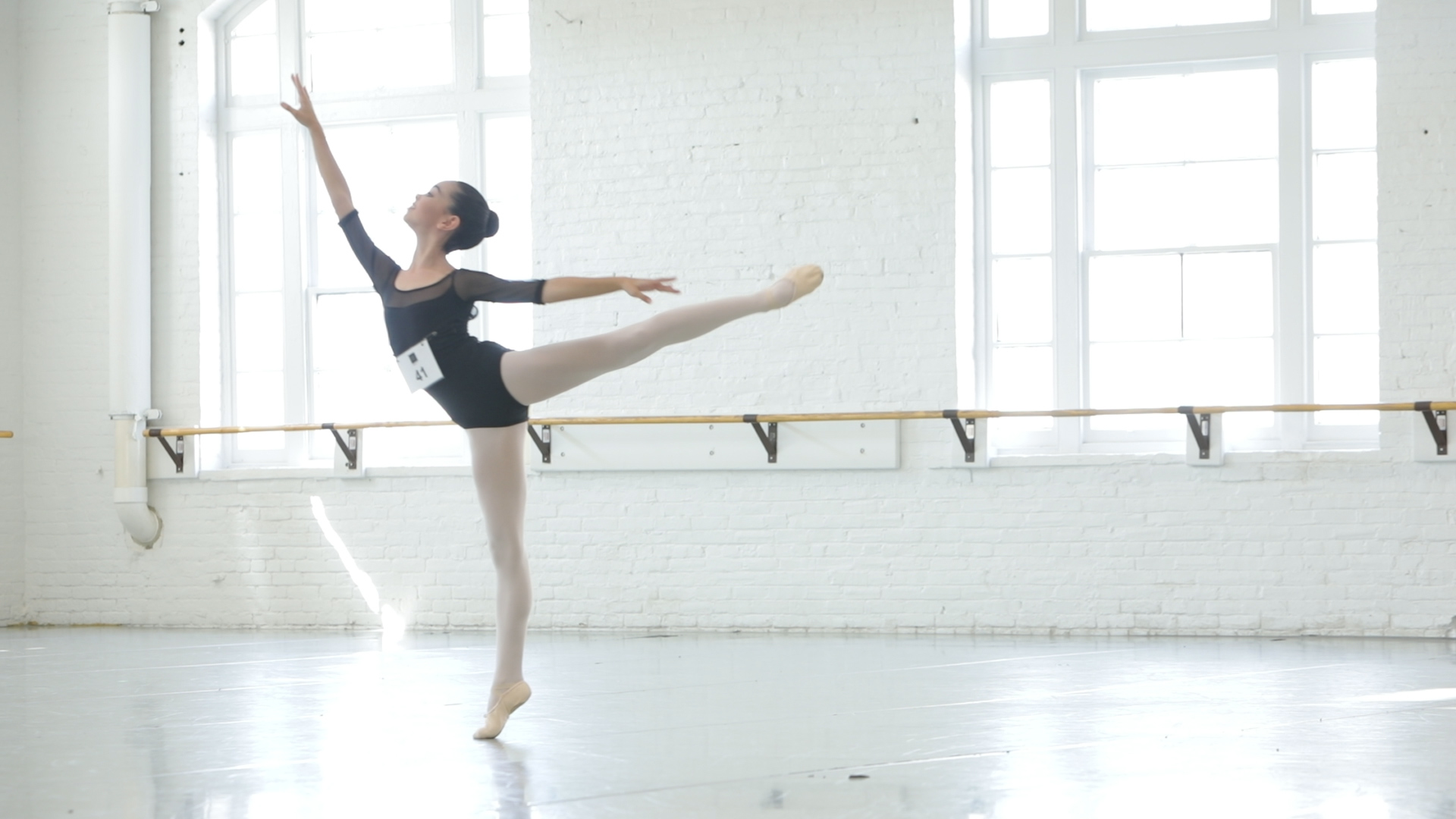 """Finding Clara"" - Ballet Documentary from Justice Studios"