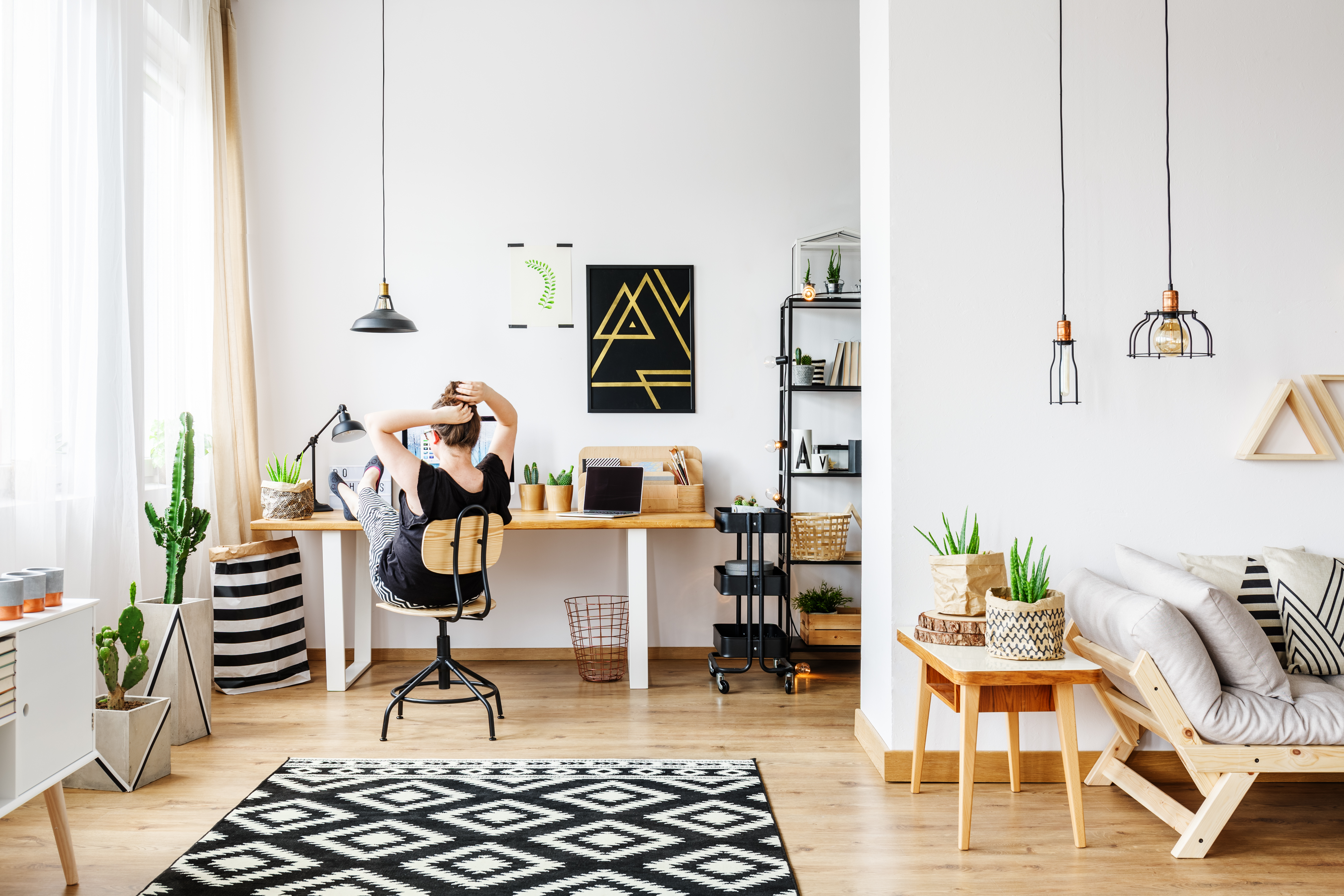 How to Make Your Home Office a Haven of Productivity