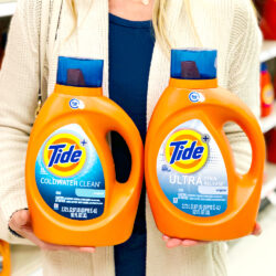 *HOT* $3 off Tide PODS or Tide Liquid Detergent Coupon