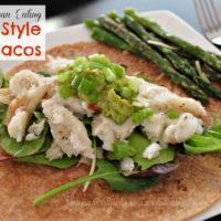 Quick & Easy Baja-Style Fish Tacos