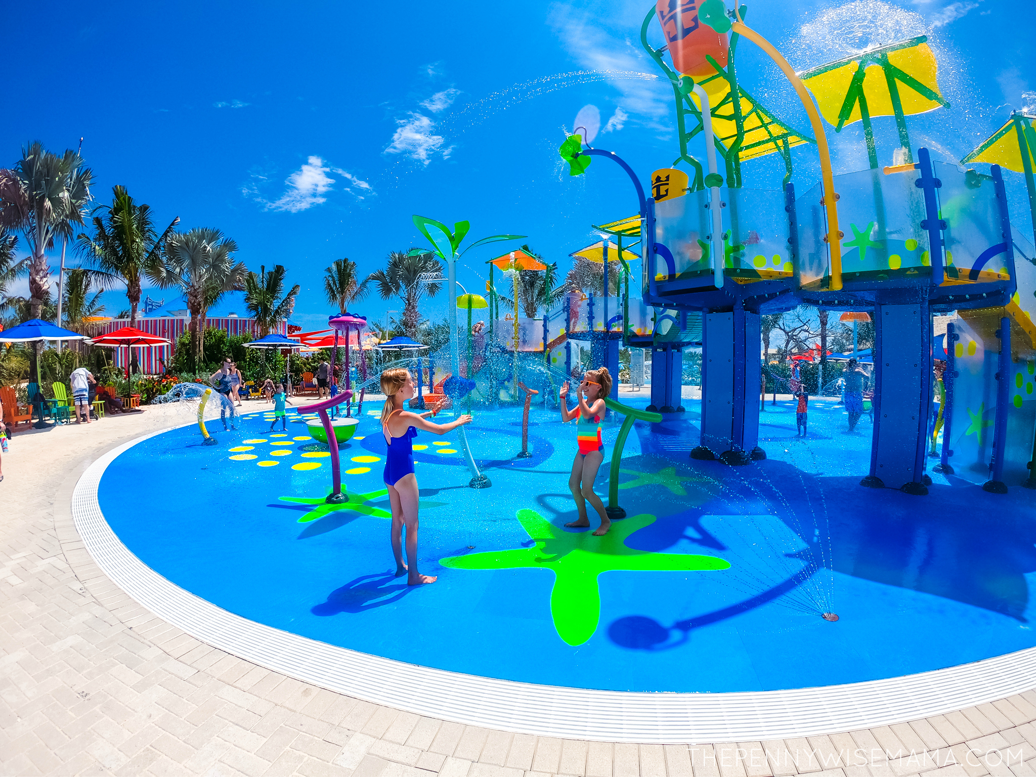 Splashaway Bay at Perfect Day at CocoCay