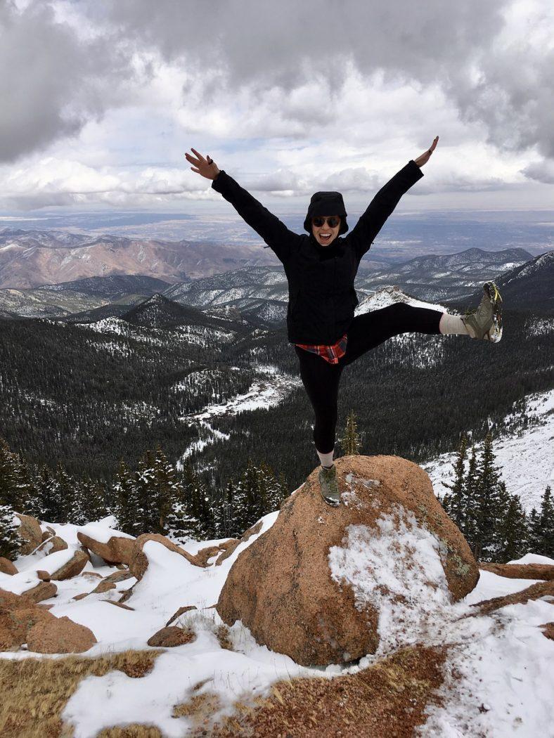 Hike Pikes Peak, Colorado