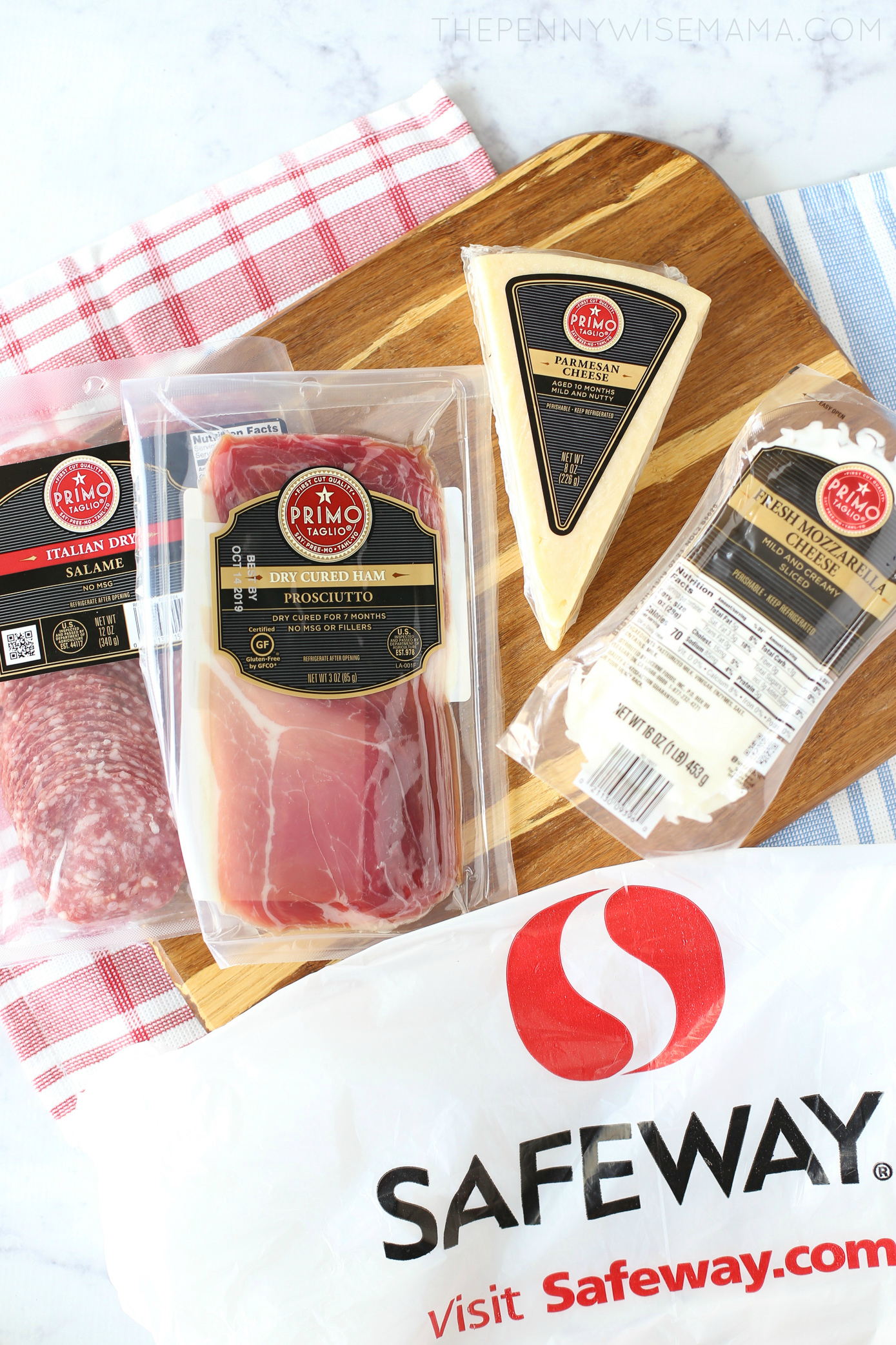 Primo Taglio Premium Meat and Cheese