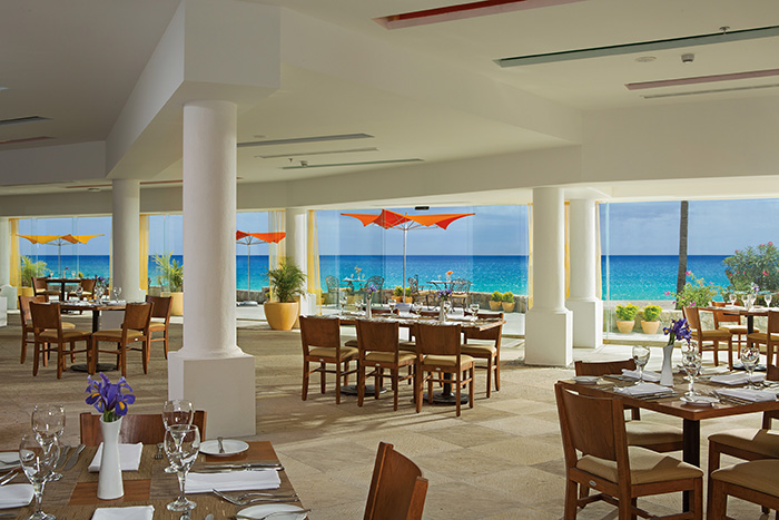 Dreams Los Cabos Dining Options