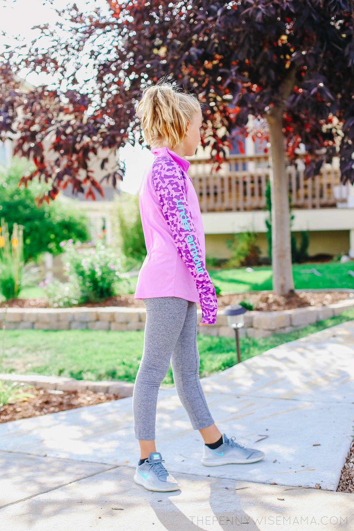 Girls athletic clothes from Kids on 45th
