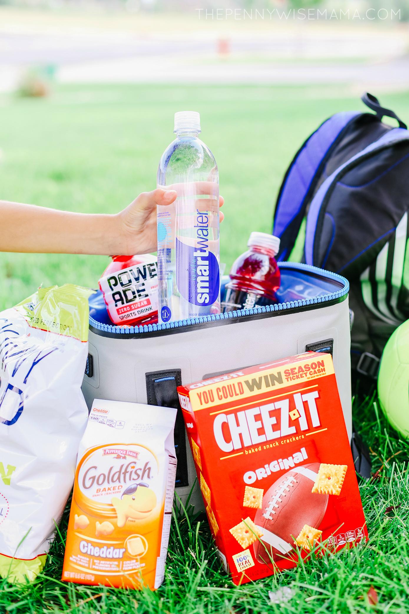 Fall Sports Essentials from Safeway
