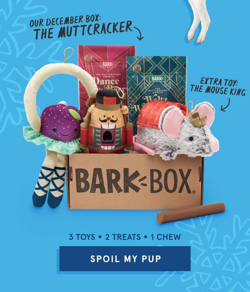 BarkBox Black Friday Deal