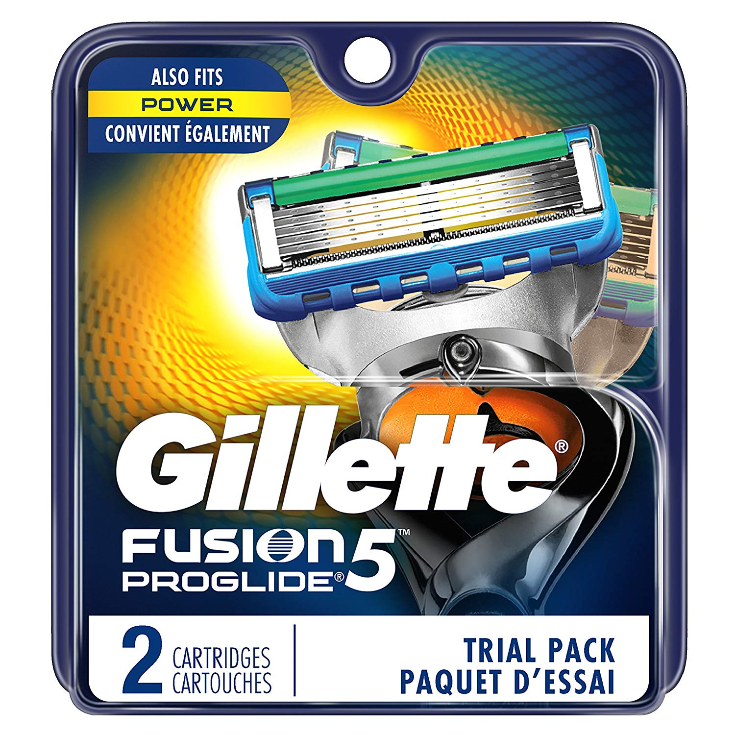 Gillette Razor Blades Amazon Deal of the Day