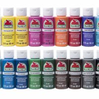 Apple Barrel PROMOABI, Assorted Colors 1 (18 pack)