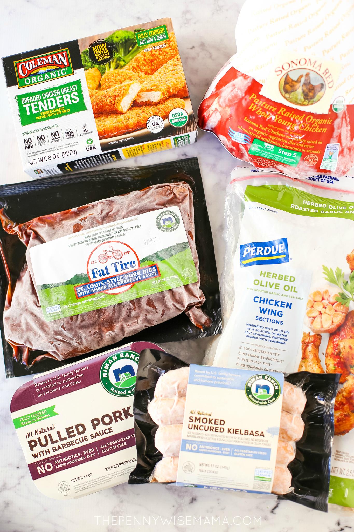 Perdue Farms Gatherings Bundle Box