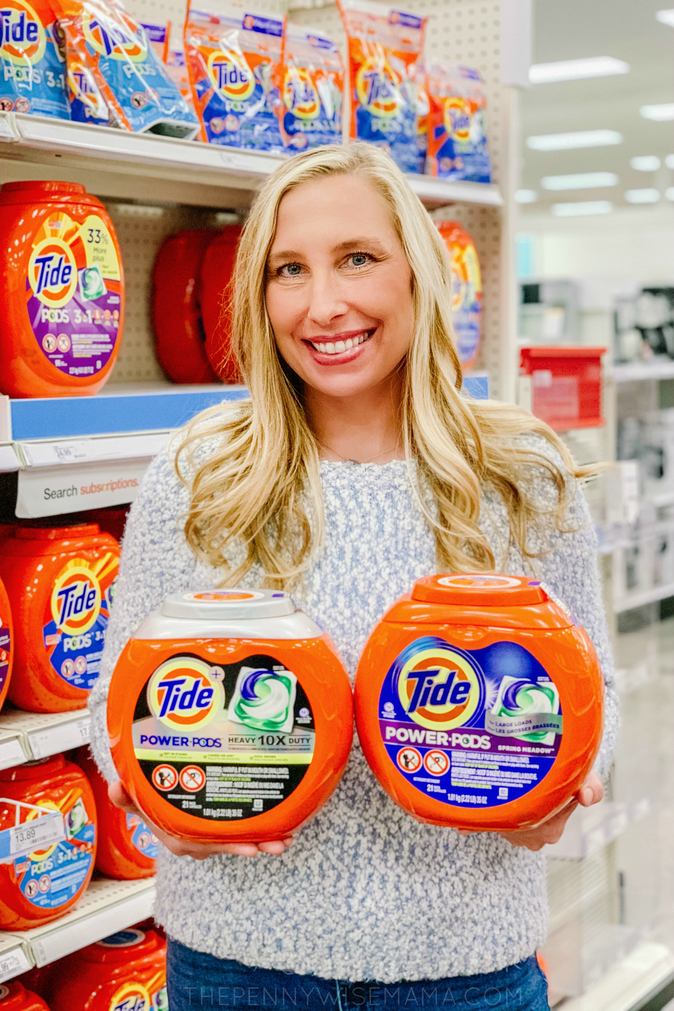 $3 off Tide Power PODS Printable Coupon