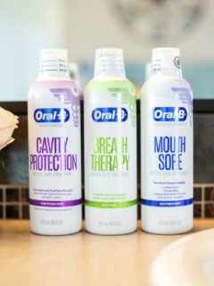 SAVE $2 ON NEW ORAL-B SPECIAL CARE ORAL RINSES