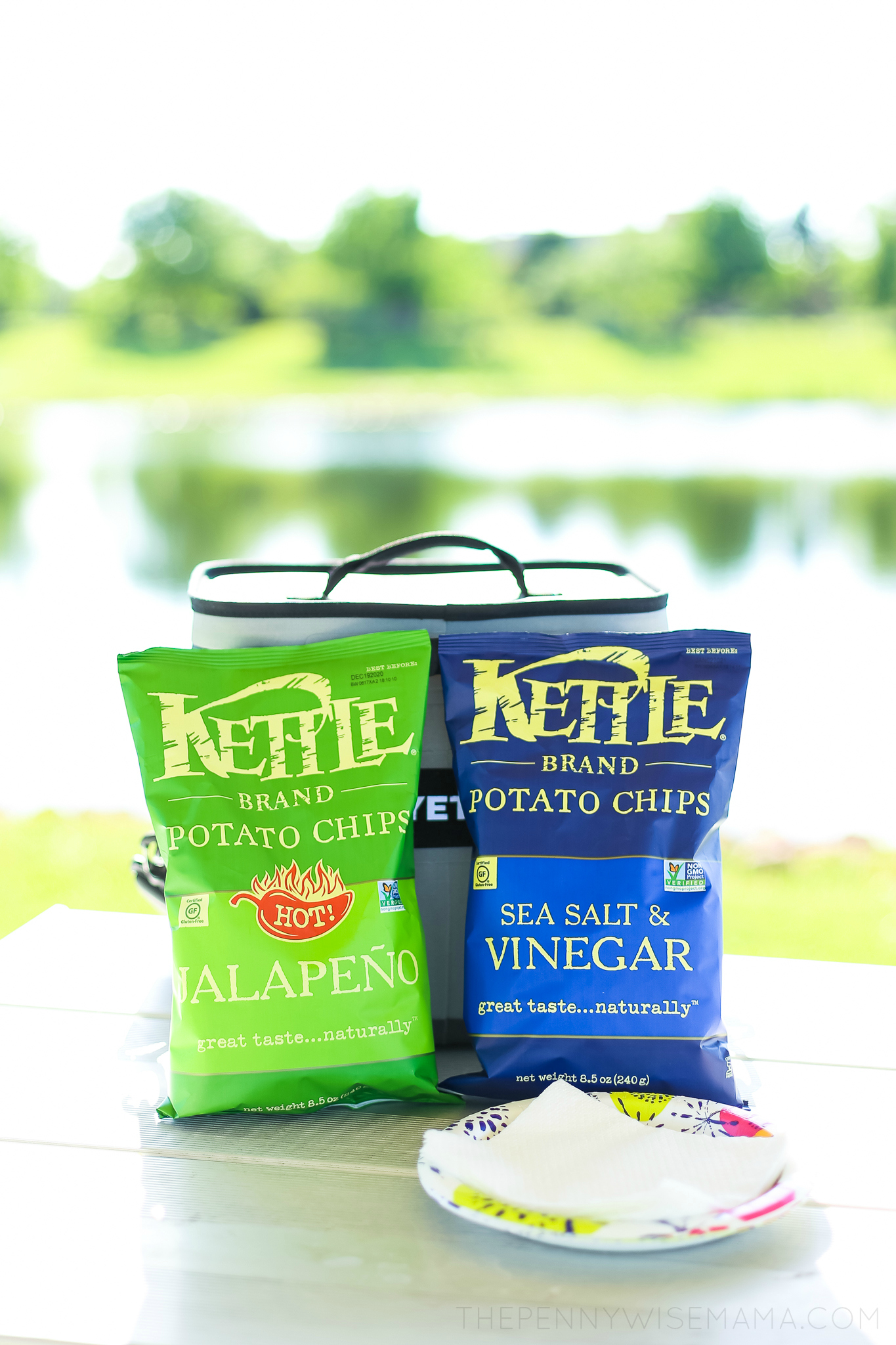 $1 off Kettle Chips Coupon