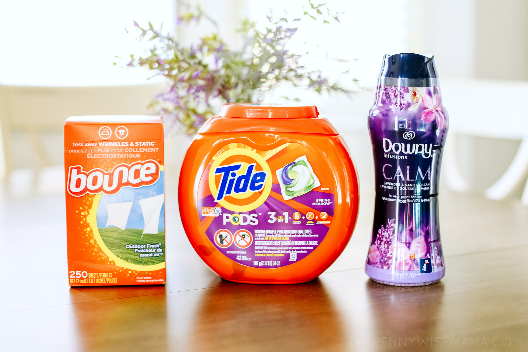 Tide Bounce Downy Deals at Target