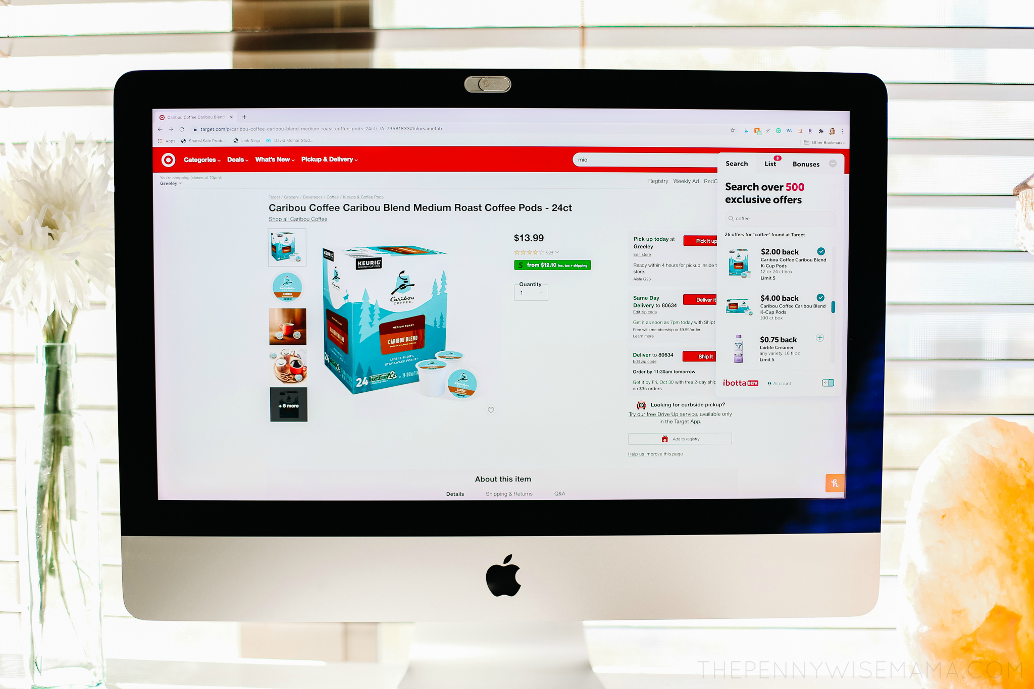 Earn Cash Back on Online Purchases with Ibotta Browser Extension