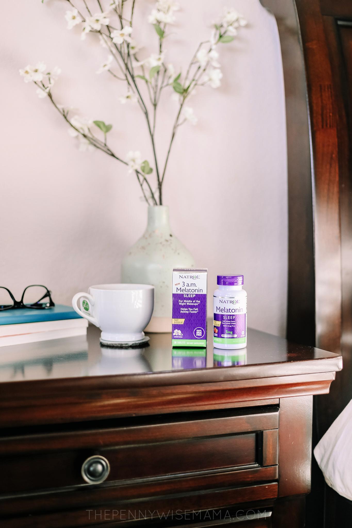 7 Tips to Sleep Better at Night with Natrol Melatonin