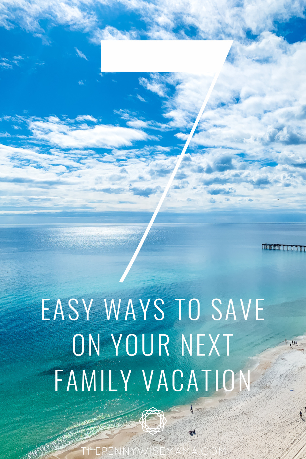 7 Easy Ways to Save on Your Next Family Vacation #FamilyTravel #BudgetTravel