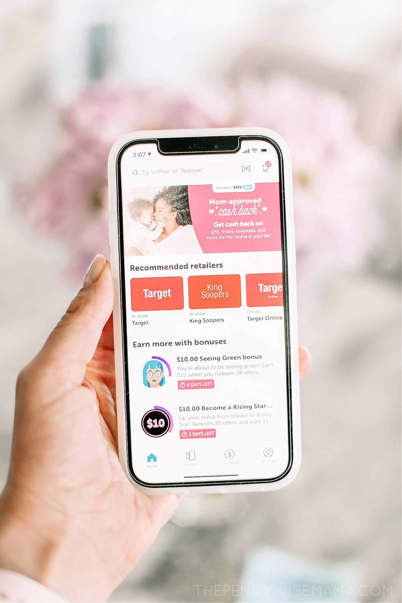 Earn Cash Back with Ibotta App
