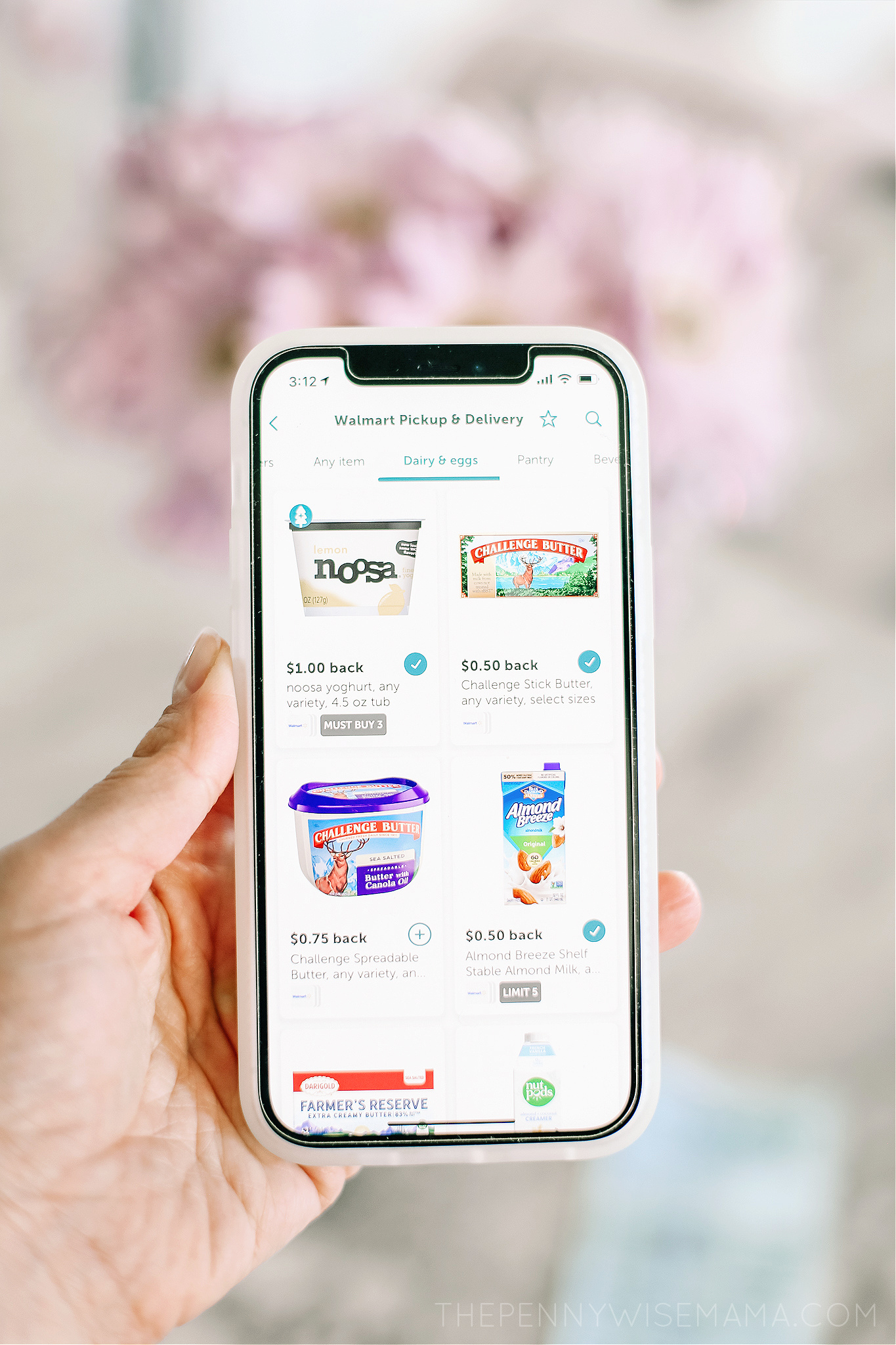 Save on groceries with Ibotta App