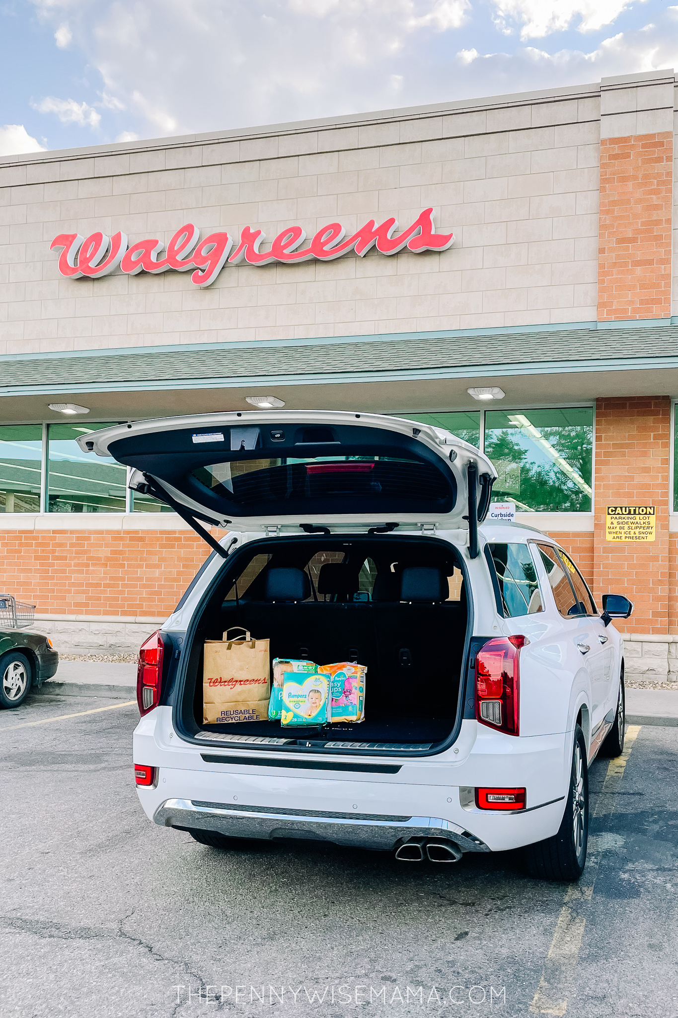 Walgreens Pampers Diapers Sale - Under $6 with Coupon!