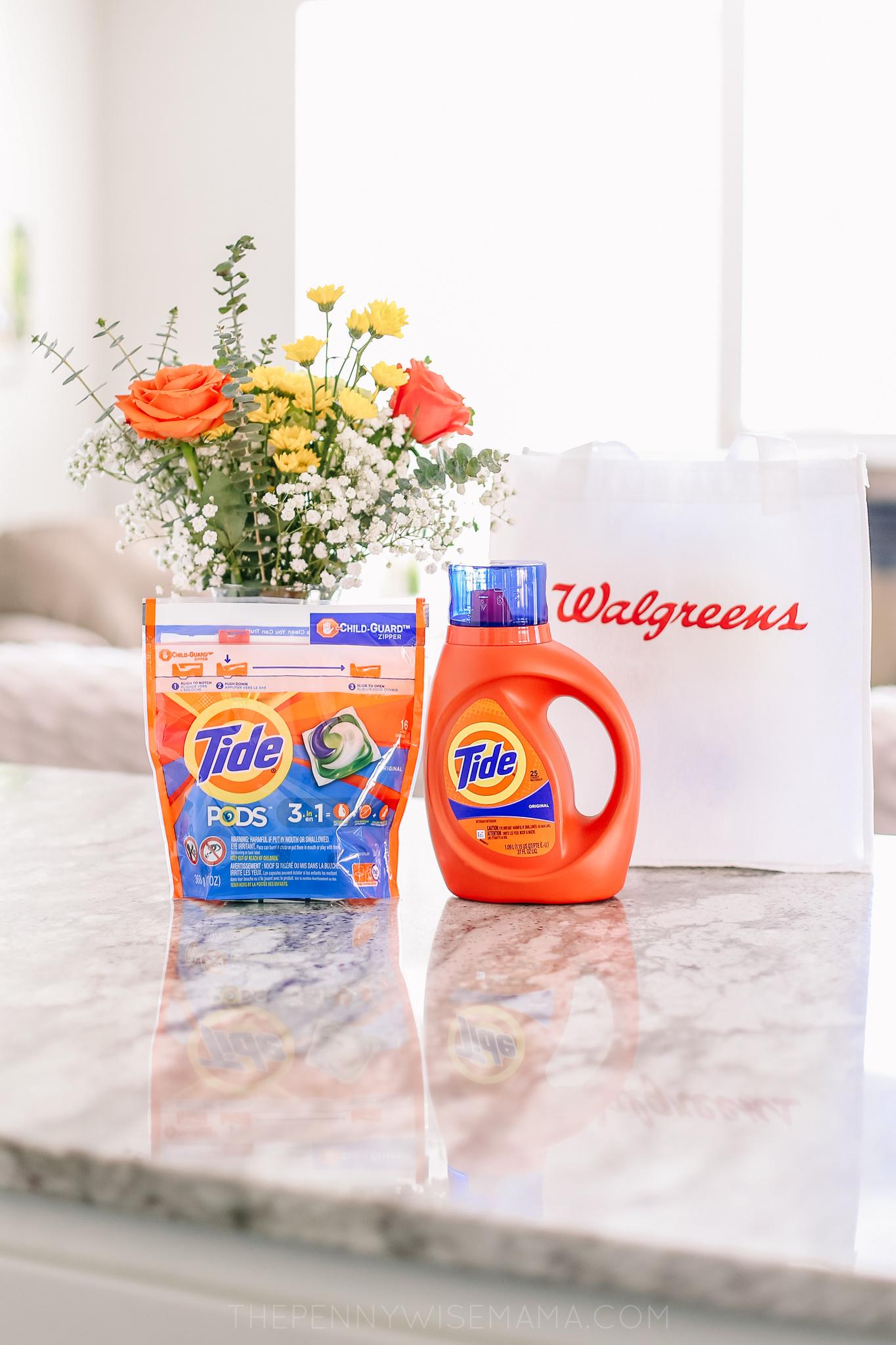 Tide Laundry Detergent Coupon